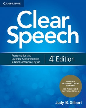 Clear Speech - Student's Book with Integrated Digital Learning - cambridge - 9781108659338 -
