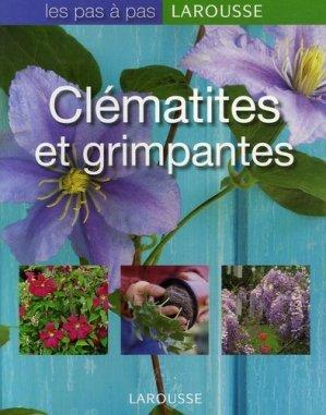 Clématites et grimpantes - Larousse - 9782035822819 -
