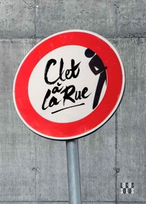 Clet à la rue - Locus Solus - 9782368331446 -