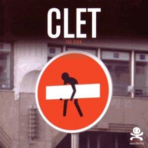 Clet. The Sign, Edition bilingue français-anglais - Critères - 9782370260109 -