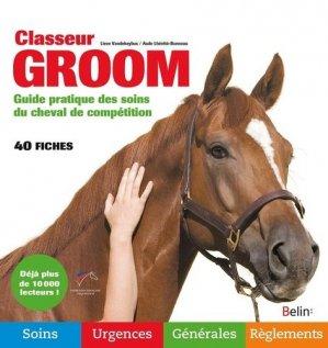 Classeur groom - belin - 9782410012439 -