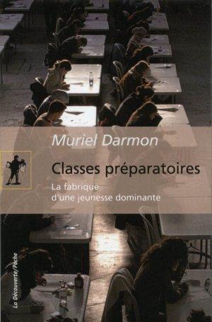 Classes préparatoires - la decouverte  - 9782707186287 -