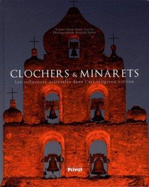 Clochers & Minarets - privat - 9782708959002 -