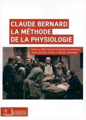 Claude Bernard - rue d'ulm - 9782728804948 -