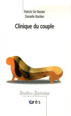 Clinique du couple - Erès - 9782749206950 -