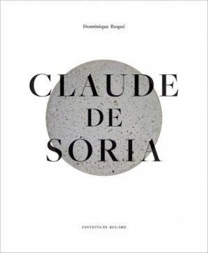 Claude de Soria - du regard  - 9782841053438 -