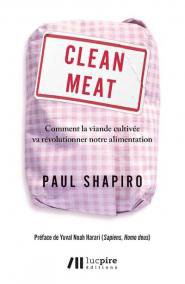 Clean meat - lucpire - 9782875421807 -