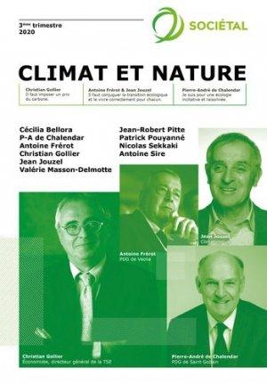 Climat et nature - Publishroom Factory - 9791023617214 -