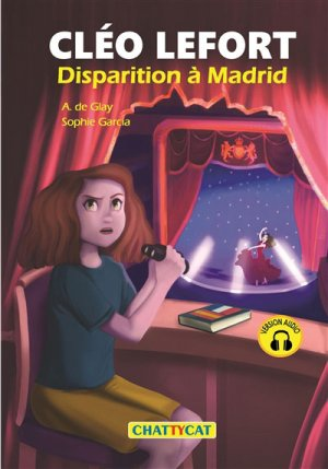 CLEO LEFORT DISPARITION MADRID  - CHATTYCAT - 9791096106233