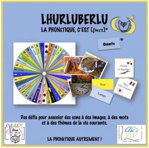 Coffret jeu LHURLUBERLU - clic et fle - 2225614620323 -