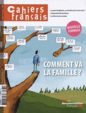 Comment va la famille ? - La Documentation Française - 3303330403716 -