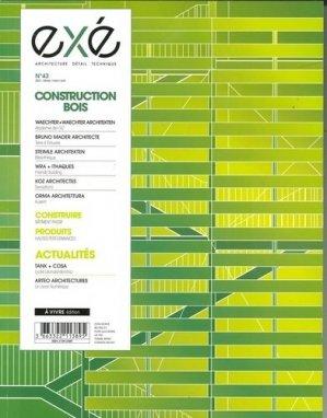 Constructions Bois - Architectures à vivre - 3663322114304 -