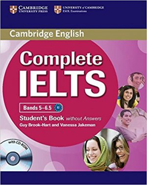Complete IELTS Bands 5-6.5 - cambridge - 9780521179492 -