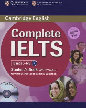 Complete IELTS Bands 5-6.5 - cambridge - 9780521179539 -