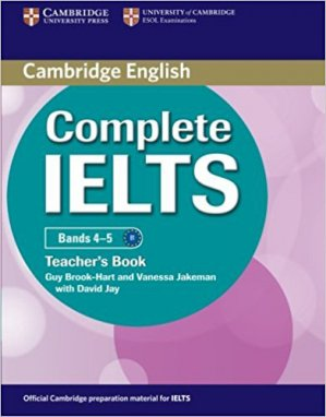 Complete IELTS Bands 4–5 - cambridge - 9780521185158 -