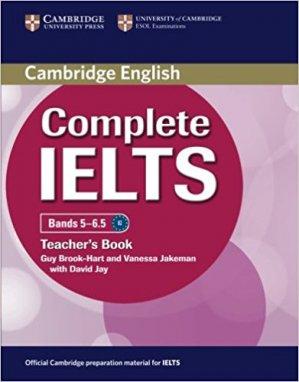 Complete IELTS Bands 5-6.5 - cambridge - 9780521185165 -