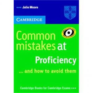 Common Mistakes at Proficiency...and How to Avoid Them - Paperback - cambridge - 9780521606837 -