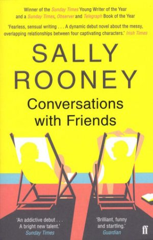 conversations with friends  - faber and faber - 9780571333134
