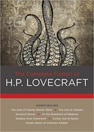 The Complete Fiction of H.P Lovecraft - chartwell books - 9780785834205 -