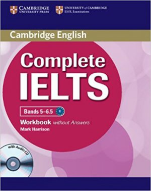 Complete IELTS Bands 5-6.5 - cambridge - 9781107401969 -