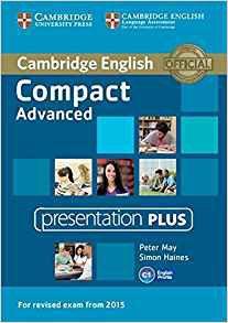 Compact Advanced - Presentation Plus DVD-ROM - cambridge - 9781107418318