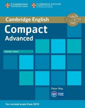 Compact Advanced - Teacher's Book - cambridge - 9781107418387 -