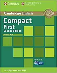 Compact First - Teacher's Book - cambridge - 9781107428577 -