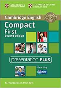 Compact First : Presentation Plus DVD-ROM - cambridge - 9781107428614 -