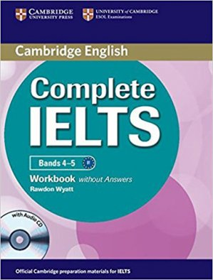 Complete IELTS Bands 4-5 - Workbook without Answers with Audio CD - cambridge - 9781107602441 -
