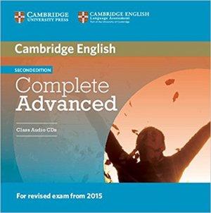 Complete Advanced - Class Audio CDs (2) - cambridge - 9781107644502 -
