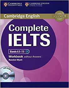 Complete IELTS Bands 6.5–7.5 - Workbook without Answers with Audio CD - cambridge - 9781107664449 -