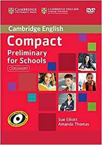 Compact Preliminary for Schools - Classware DVD-ROM - cambridge - 9781107692336 -