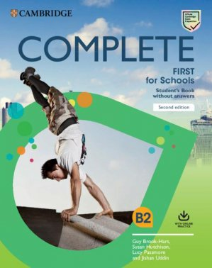 Complete first for school - cambridge - 9781108647335 -