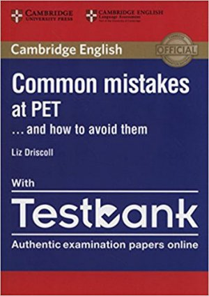 Common Mistakes at PET… and How to Avoid Them - Paperback with Testbank - cambridge - 9781316635872 -