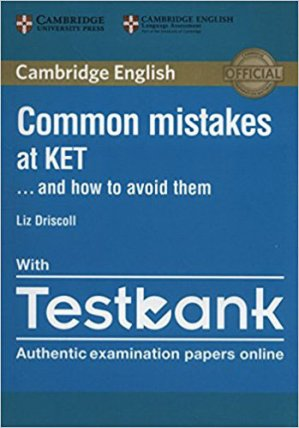 Common Mistakes at KET… and How to Avoid Them - Paperback with Testbank - cambridge - 9781316636176 -