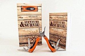 Coffret Aventure et Survie - hachette - 9782012377554 -
