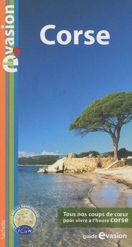 Corse - Hachette - 9782012446540 -