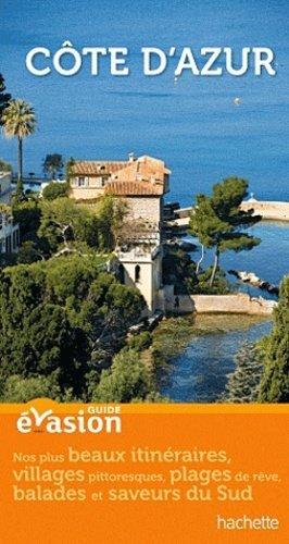 Côte d'Azur - Hachette - 9782012452664 -