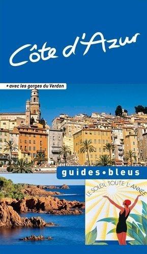 Côte d'Azur - Hachette - 9782012457683 -