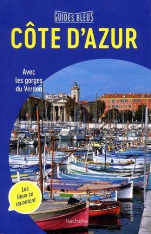 Côte d'Azur. Edition 2018 - Hachette - 9782013959704 -