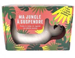 Coffret Ma jungle à suspendre - Hachette - 9782013968416 -