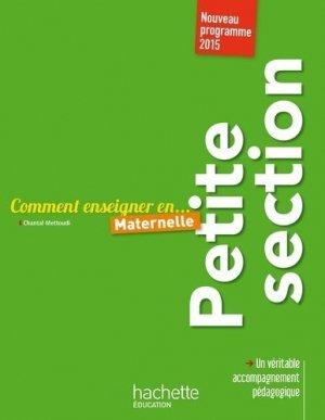 Comment enseigner en... Maternelle - Hachette Education - 9782014005301 -
