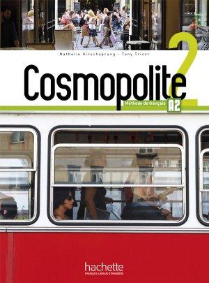 Cosmopolite 2 - hachette - 9782014015997 -