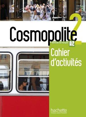 Cosmopolite 2 - hachette - 9782015135342 -