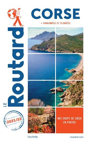 Corse - Hachette - 9782016293119 -