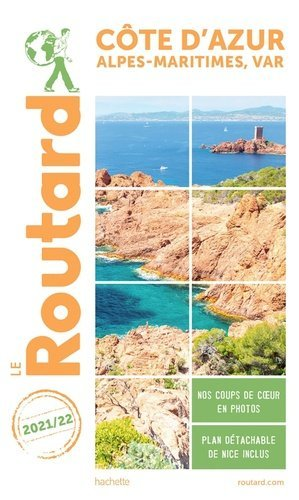 Côte d'Azur - Hachette - 9782016293218 -
