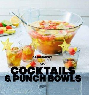 Cocktails et punchs bowls - Hachette - 9782017084402 -
