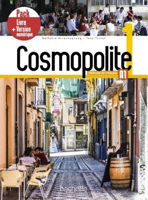 Cosmopolite 1 - Pack Livre + Version numérique - Hachette Français Langue Etrangère - 9782017139164 -