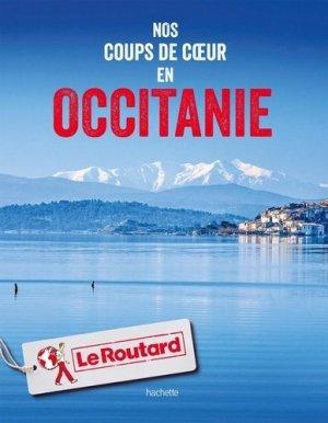Coups de coeur en Occitanie - Hachette - 9782017870906 -