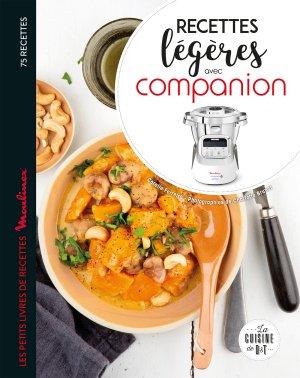 Companion recettes légères - dessain et tolra - 9782035961129 -